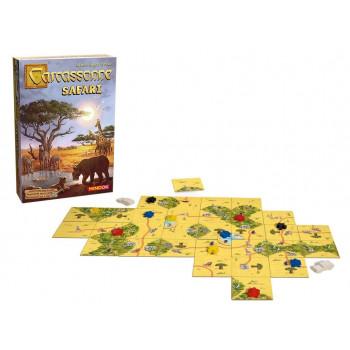 Carcassonne - Safari