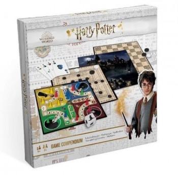 Kalejdoskop gier Harry Potter