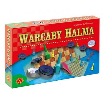 Warcaby. Halma ALEX