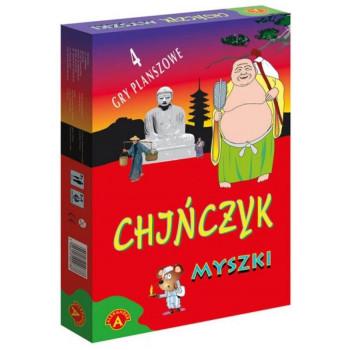 Chińczyk. Myszki ALEX