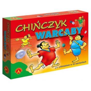 Chińczyk. Warcaby ALEX