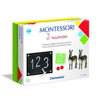 Montessori Cyferki