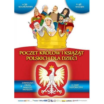 Poczet królów i książat polskich dla dzieci