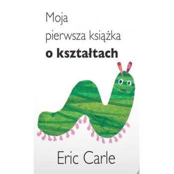 Moja pierwsza książka o kształtach