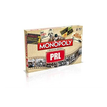 Monopoly PRL Hasbro Gra...