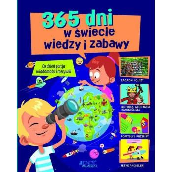 365 dni w świecie wiedzy i zabawy