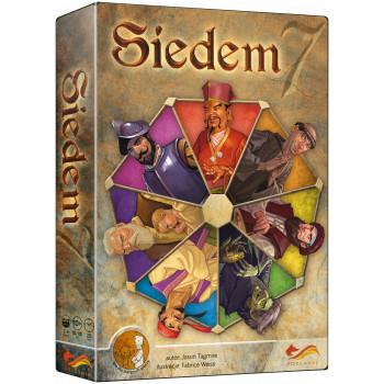 Siedem Foxgames