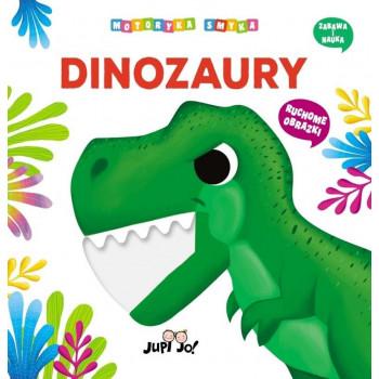 Motoryka smyka. Dinozaury