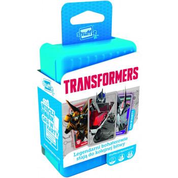 Shuffle Transformers...