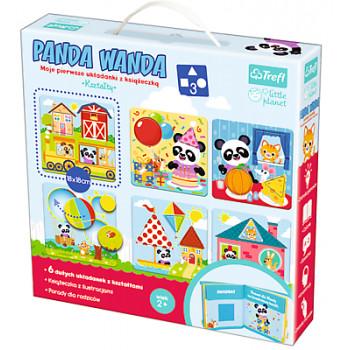 Panda Wanda Trefl