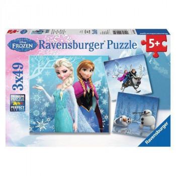 Puzzle Disney Kraina Lodu...