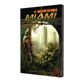 Neuroshima: Miami (RPG.08) PORTAL  - Dodatek