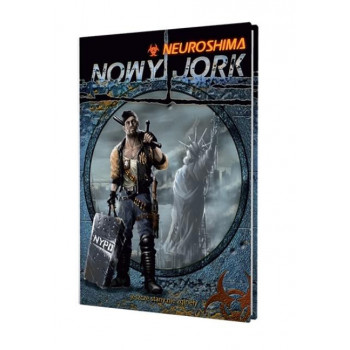 Neuroshima: Nowy Jork (RPG.19) PORTAL  - Dodatek