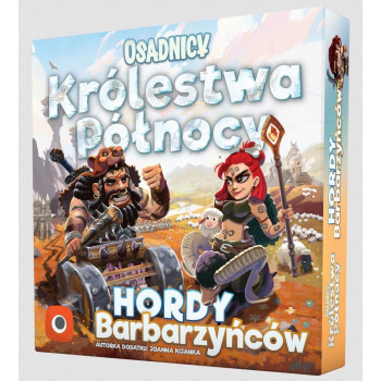 Osadnicy: Królestwa Północy - Hordy Barbarzyńców  - Dodatek