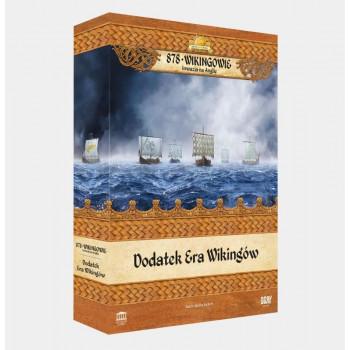 878 Wikingowie: Era Wikingów OGRY GAMES  - Dodatek
