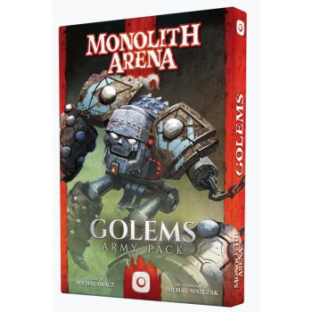 Monolith Arena: Golems PORTAL  - Dodatek