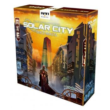 Solar City: Serce Miasta IUVI Games  - Dodatek