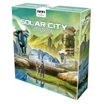Solar City: Suburbia IUVI Games  - Dodatek