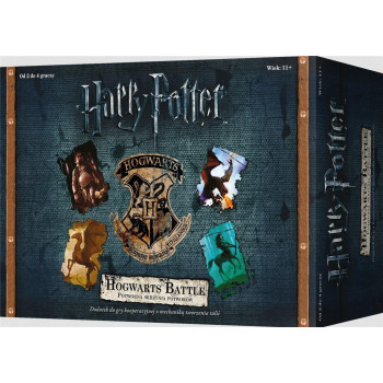 Harry Potter: Hogwarts Battle - Potworna skrzynia  - Dodatek