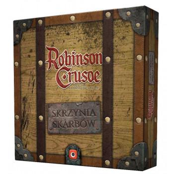 Robinson Crusoe: Skrzynia Skarbów PORTAL  - Dodatek