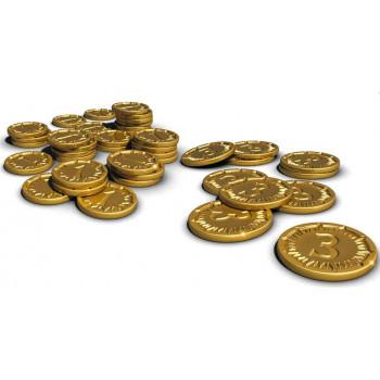 Everdell: Zestaw monet deluxe REBEL  - Dodatek