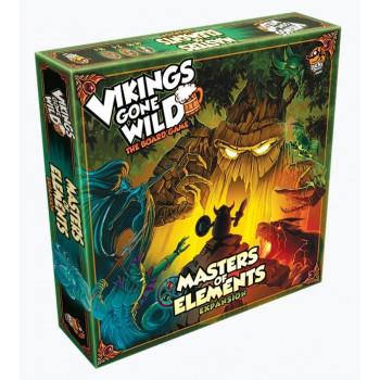 Vikings Gone Wild - Masters of Elements Expansion  - Dodatek