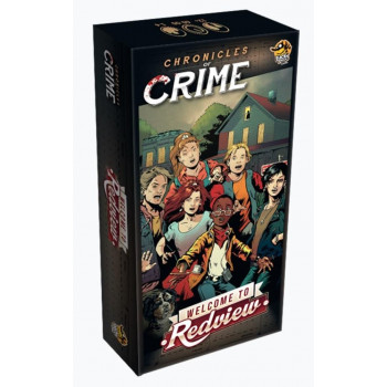 Chronicles of Crime - Welcome to Redview  - Dodatek