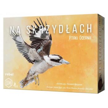 Na skrzydłach: Ptaki Oceanii REBEL  - Dodatek