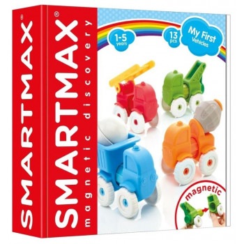 Smart Max My First Vehicles IUVI Games