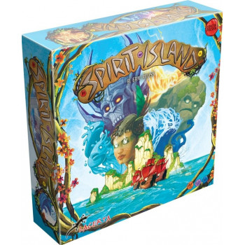 Spirit Island (edycja polska) LACERTA