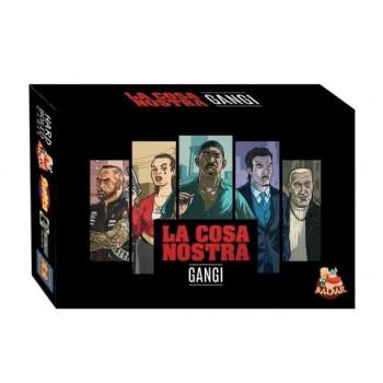La Cosa Nostra - dodatek: Gangi BALDAR  - Dodatek