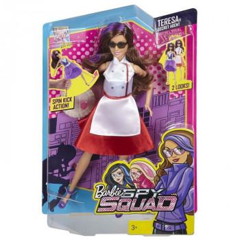 Barbie Tajna Agentka Lalka Mattel