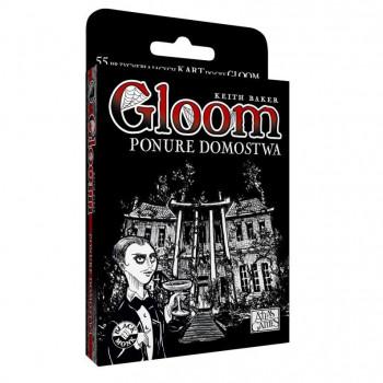 Gloom Cthulhu  BLACK MONK