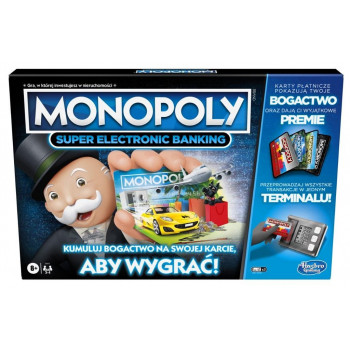 Monopoly Super Electronic Banking