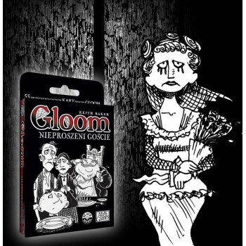 Gloom 3 - Nieproszeni goście BLACK MONK