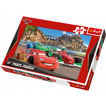 Puzzle Auta Cars 260...