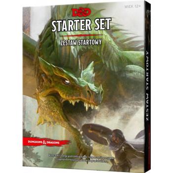 Dungeons & Dragons: Zestaw Startowy REBEL