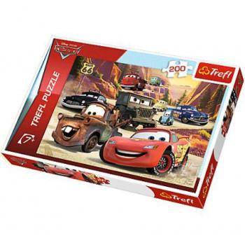 Puzzle Auta Cars Złomek I...