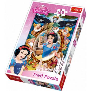 Puzzle Królewna Śnieżka...