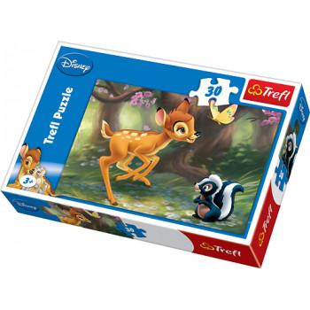 Bambi Puzzle Disney 30 El....