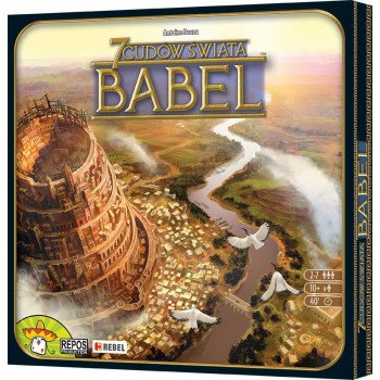 7 CUDÓW ŚWIATA: BABEL DODATEK