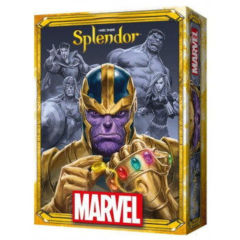 Splendor Marvel REBEL