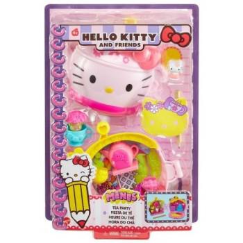 Hello Kitty Miniprzygoda Czajniczek Herbatka GVB31
