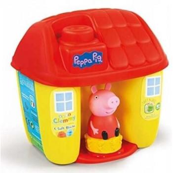 Clemmy Wiaderko Peppa Pig z figurką