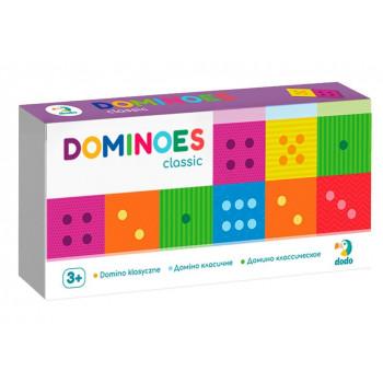 Domino klasyczny 28 elementów