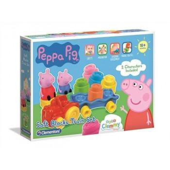 Clemmy Soft. Pociąg Peppa Pig