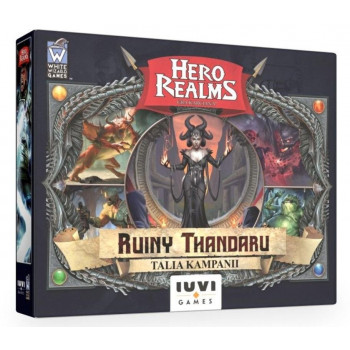 Hero Realms: Ruiny Thandaru IUVI Games  - Dodatek