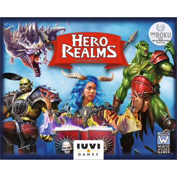Hero Realms: Podstawa Deckbuilding IUVI Games