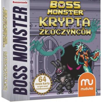 Boss Monster: Krypta Złoczyńców - dodatek  - Dodatek
