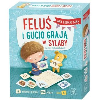 Gra - Feluś i Gucio grają w sylaby